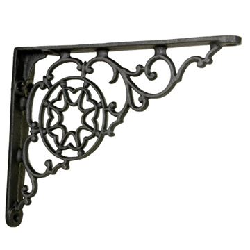 Restorers Eastlake Cast Iron Shelf Bracket
