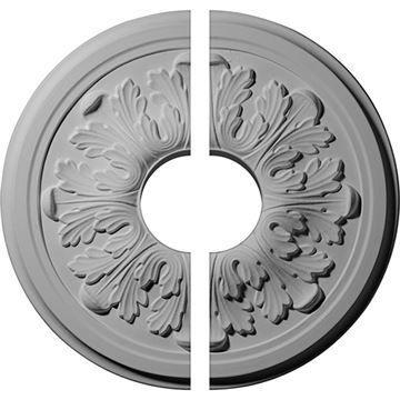 Restorers Architectural Acanthus Urethane Ceiling Medallion
