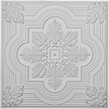 Restorers Architectural Adonis Urethane Ceiling Tile