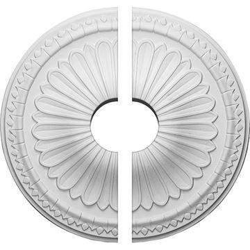 Restorers Architectural Alexa Urethane Ceiling Medallion