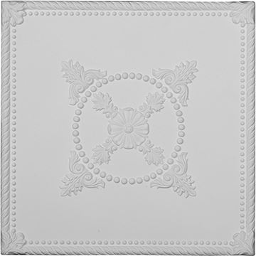 Restorers Architectural Alexandria Urethane Ceiling Tile