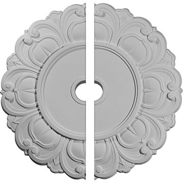 Restorers Architectural Angel Urethane Ceiling Medallion