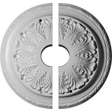 Restorers Architectural Asa Urethane Ceiling Medallion