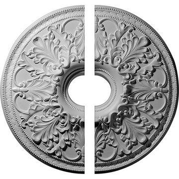Restorers Architectural Ashley Urethane Ceiling Medallion