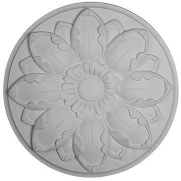 Restorers Architectural Ashur 25 5/8 Inch Urethane Ceiling Medallion