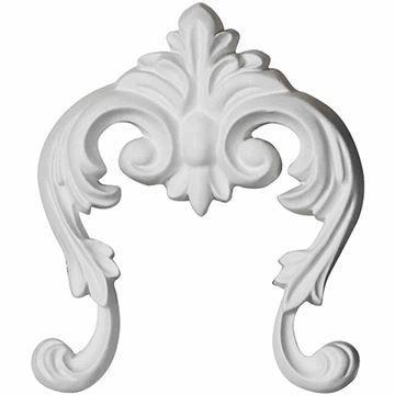 Restorers Architectural Benson Urethane Onlay Applique
