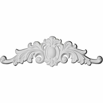 Restorers Architectural Cole 16 1/8-Inch Onlay Applique