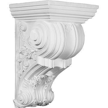Restorers Architectural Cosmo Urethane Corbel