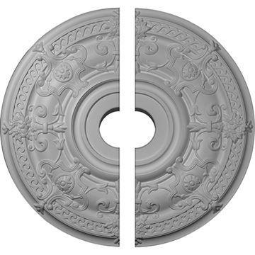 Restorers Architectural Dauphine Urethane Ceiling Medallion