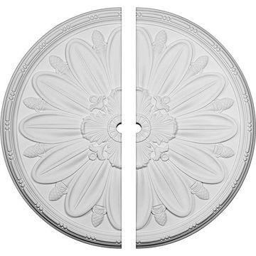 Restorers Architectural Delfina Urethane Ceiling Medallion