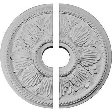 Restorers Architectural Edinburgh Urethane Ceiling Medallion