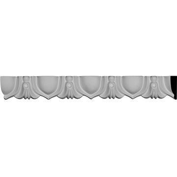 Restorers Architectural Egg & Dart Urethane Panel Molding