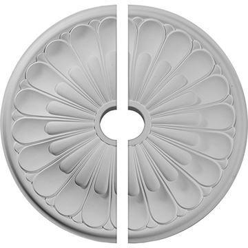 Restorers Architectural Elsinore Urethane Ceiling Medallion