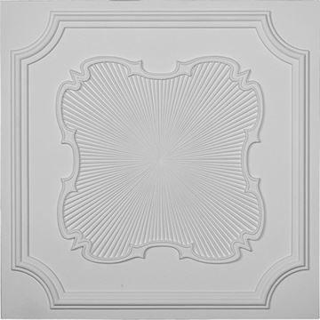 Restorers Architectural Eryn Urethane Ceiling Tile