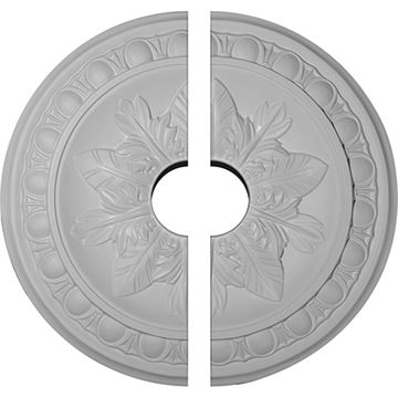 Restorers Architectural Exeter Urethane Ceiling Medallion