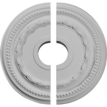 Restorers Architectural Federal Urethane Ceiling Medallion
