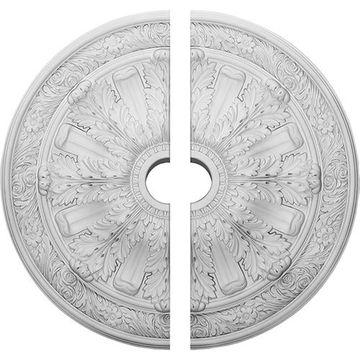 Restorers Architectural Flagstone Urethane 2-Piece Medallion