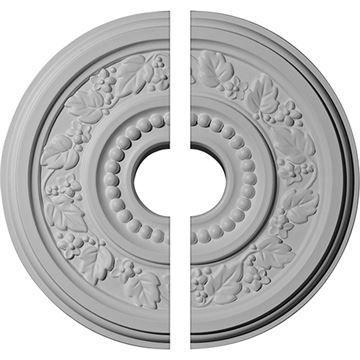 Restorers Architectural Genevieve Urethane Ceiling Medallion