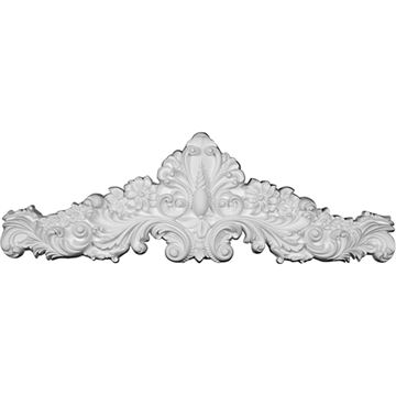 Restorers Architectural Gladstone Bouquet Urethane Onlay Applique