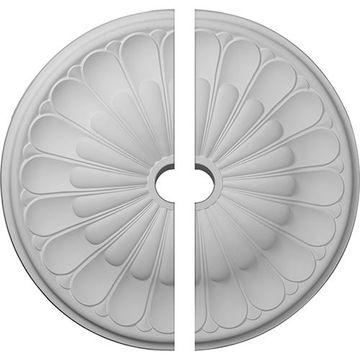 Restorers Architectural Giana Urethane Medallion - 2 Piece