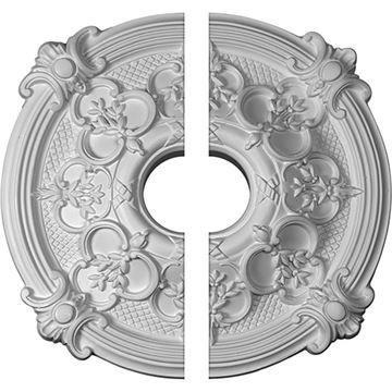 Restorers Architectural Hamilton Urethane Ceiling Medallion