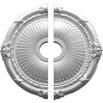 Restorers Architectural Heaton Urethane Ceiling Medallion
