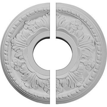 Restorers Architectural Helene Urethane Split Ceiling Medallion