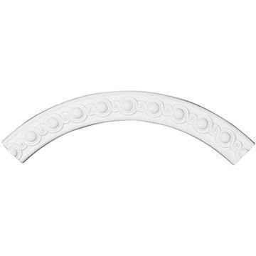 Restorers Architectural Hillsborough #2 Quarter Urethane Ceiling Ring
