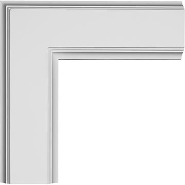 Restorers Architectural Inner Corner for Coffered Ceiling