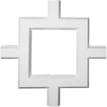 Restorers Architectural Inner Square Intersection for Coffered Ceiling