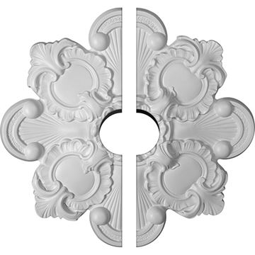 Restorers Architectural Katheryn Urethane Ceiling Medallion