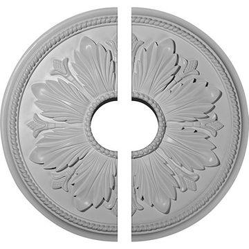 Restorers Architectural Kaya Urethane Ceiling Medallion