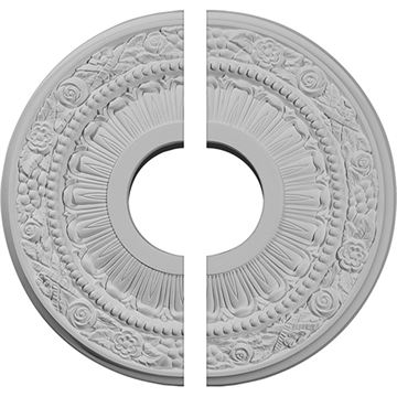Restorers Architectural Nadia Urethane Ceiling Medallion