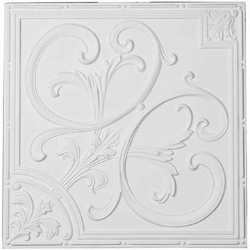 Restorers Architectural Odessa Urethane Ceiling Tile