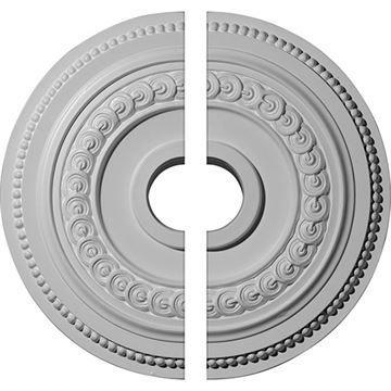 Restorers Architectural Oldham Urethane Ceiling Medallion