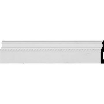 Restorers Architectural Oslo Rope Urethane Baseboard Molding