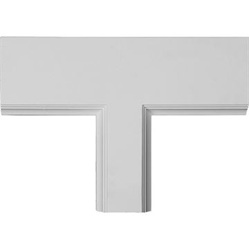 Restorers Architectural Perimeter Tee for Coffered Ceiling