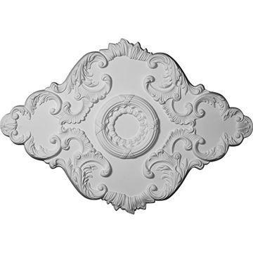 Restorers Architectural Piedmont 37 Inch Ceiling Medallion