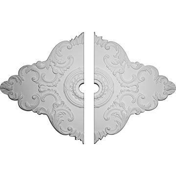 Restorers Architectural Piedmont Urethane Ceiling Medallion