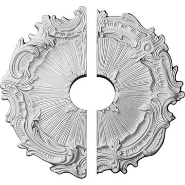 Restorers Architectural Plymouth Urethane Ceiling Medallion