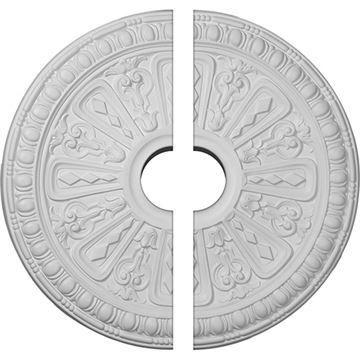 Restorers Architectural Raymond Diamond Urethane Ceiling Medallion