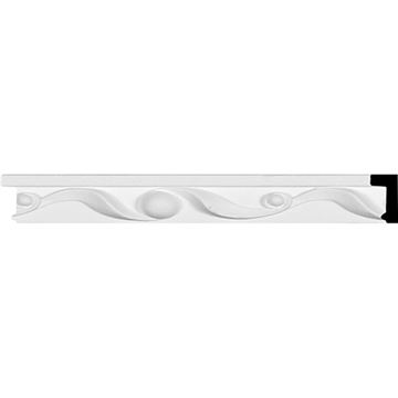 Restorers Architectural Ribbon Urethane Panel Molding