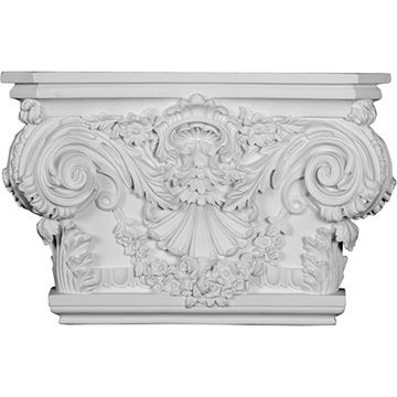 Restorers Architectural Rose Urethane Capital