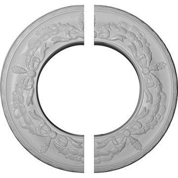 Restorers Architectural Salem Urethane Ceiling Medallion