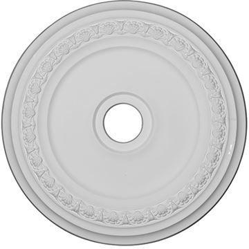 Restorers Architectural Salford Shell Urethane Ceiling Medallion