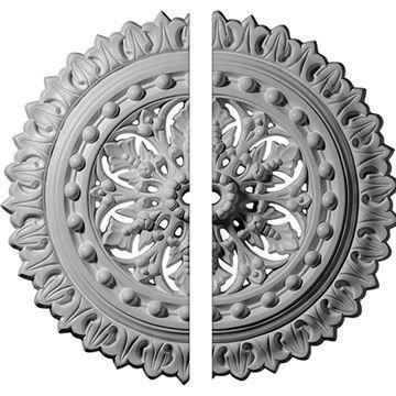 Restorers Architectural Sellek Urethane Ceiling Medallion