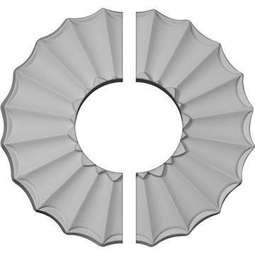 Restorers Architectural Shakuras Panel Urethane Ceiling Medallion