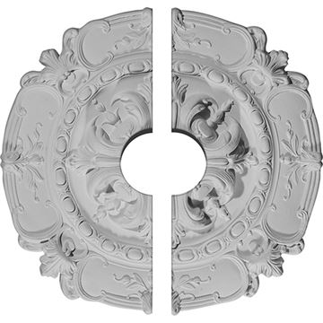 Restorers Architectural Southampton 16 1/2 Inch Ceiling Medallion