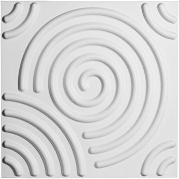 Restorers Architectural Spiral Endurawall Decorative 3d Wall Panel