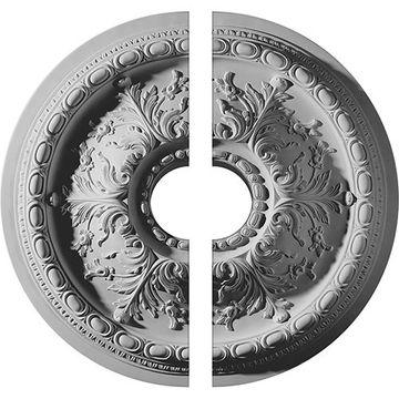Restorers Architectural Stockport Ornate Urethane Ceiling Medallion